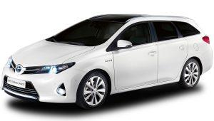 W naszej wypożyczalni dostępne są auta w wersji kombi najbardziej znanego producenta Toyota Aris