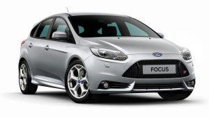 Ford Focus automat diesel zaskoczy energiczną jazdą