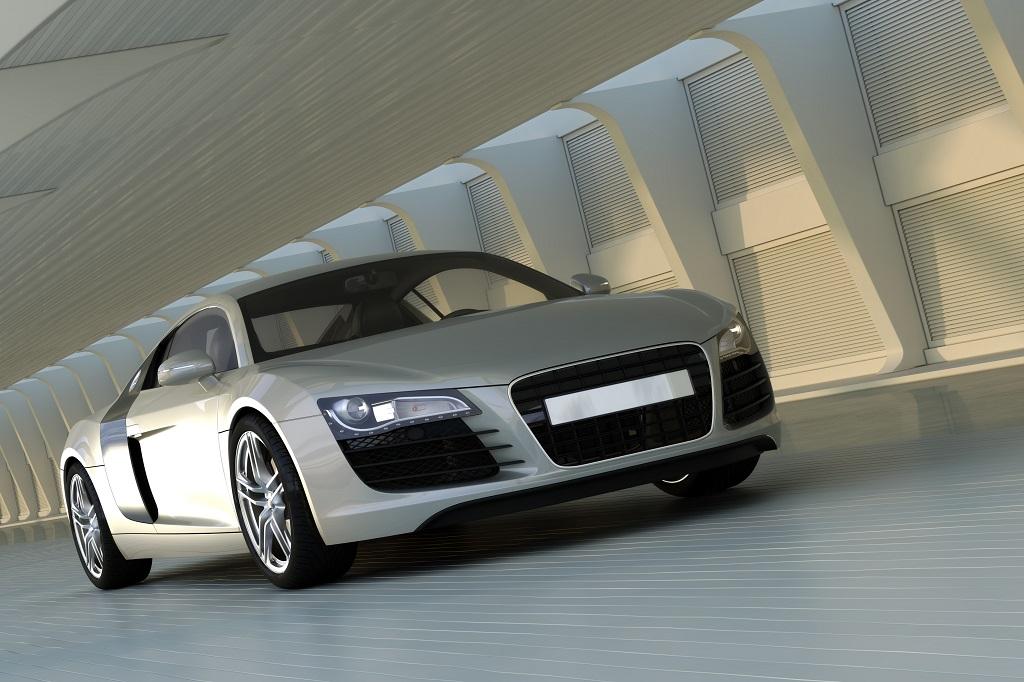 luksusowy samochód sportowy łatwo wypożyczyć