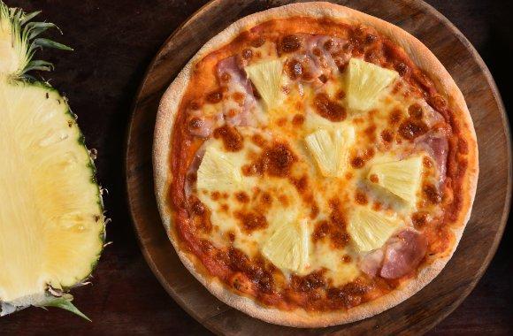 pizza po hawajsku