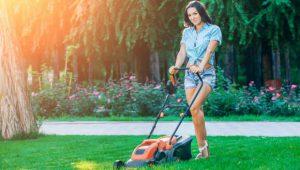 strzyzenie trawnika w wakacje