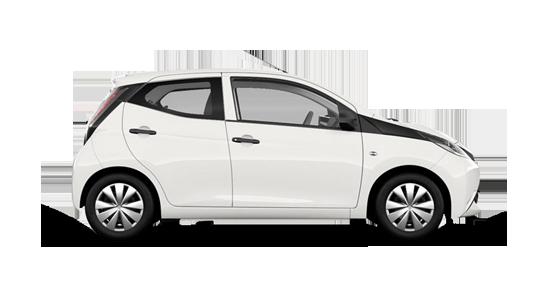 Wypożyczalnia samochodów toyota aygo