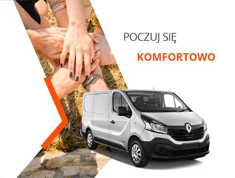 Rezerwacja w wypożyczalni samochodów Szczecin