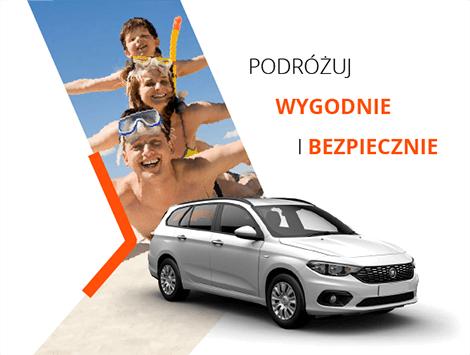 Wypożyczalnia samochodów Szczecin podróż