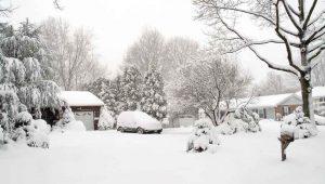 Wypozyczenie samochodu zimą