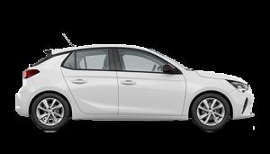 Car rental opel corsa